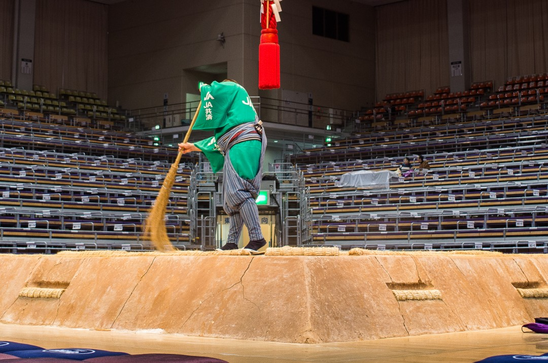 Sumo tournament 4