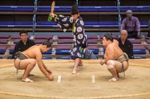 Sumo tournament 5