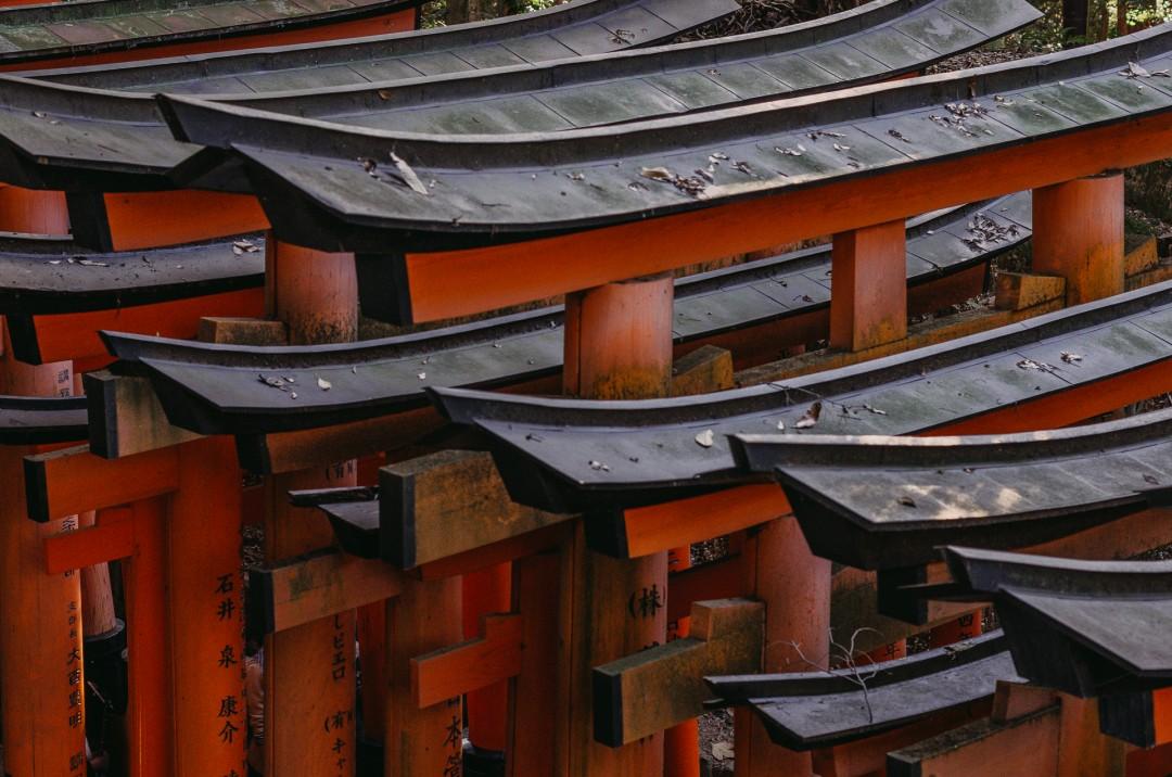 Fushimi Inari Taisha 2 - Kyoto