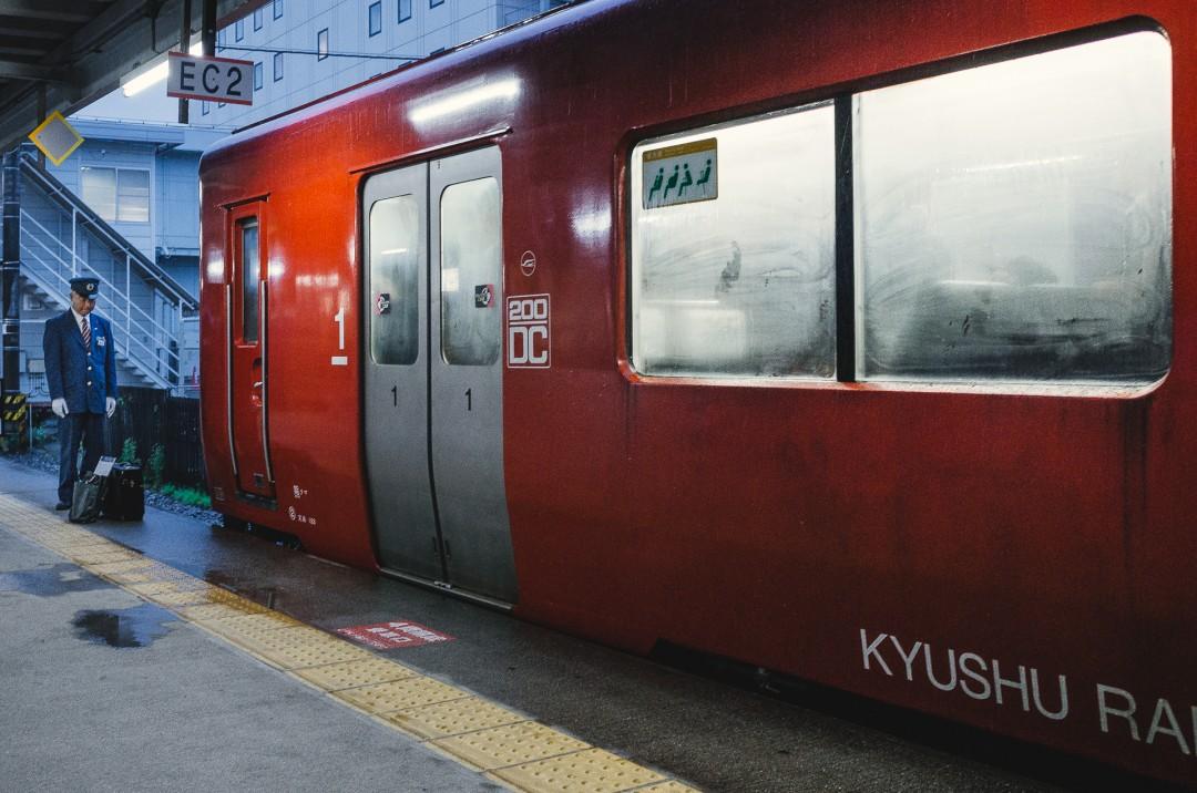 Kyushu railways - Kumamoto