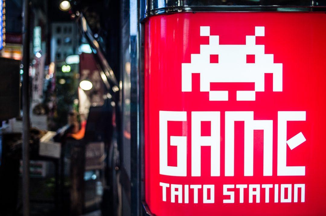 Ikebukuro Taito Game Station